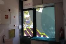Recepção - porta de acesso